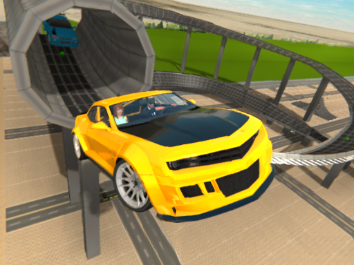 Thumbnail for Car Driving Stunt Game 3d