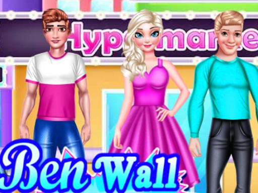 Ben Wall Paint Design thumbnail