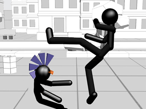 Stickman Fighting 3D thumbnail