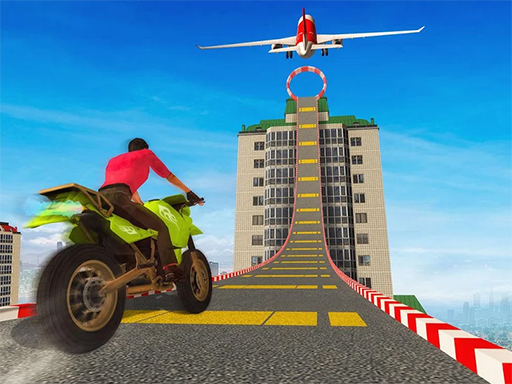 Thumbnail of Sky Bike Stunt 3D