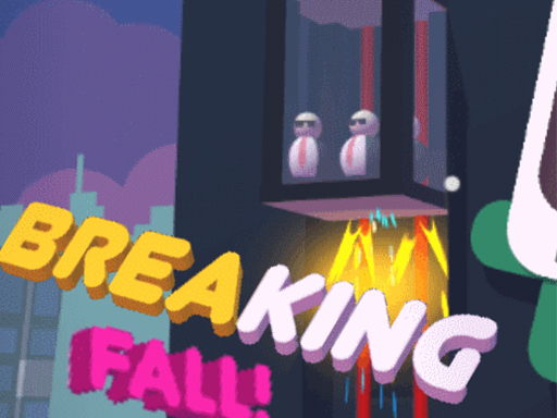 Breaking Fall Jigsaw  thumbnail