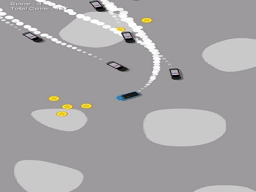 Thumbnail of Cop Chop Police Car Chase Game