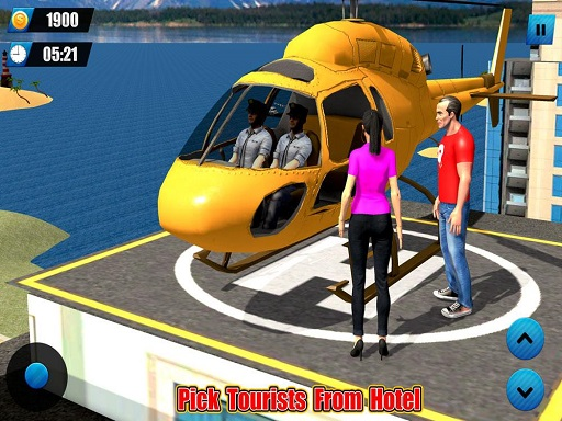 Helicopter Taxi Tourist Transport thumbnail