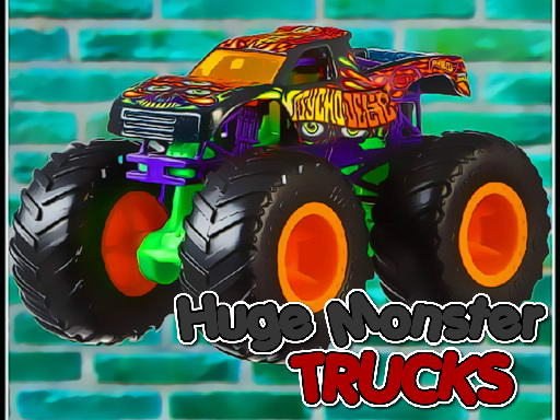 Huge Monster Trucks thumbnail