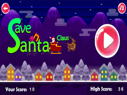 Thumbnail of Save Santa Claus