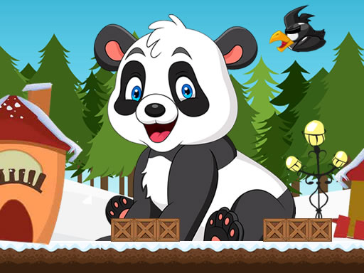 Thumbnail of Christmas Panda Adventure