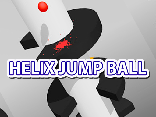 Thumbnail of Helix Jump Ball