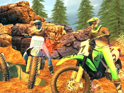 Offroad Motorcycle Bike Racing 2020 thumbnail