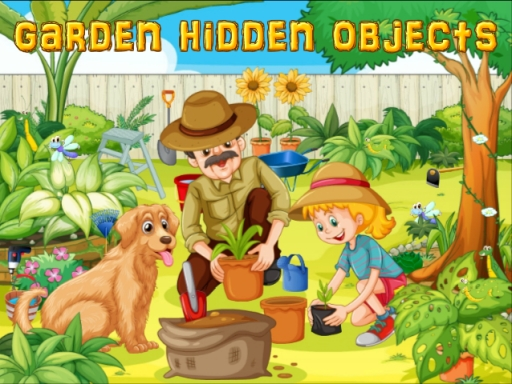 Garden Hidden Objects thumbnail
