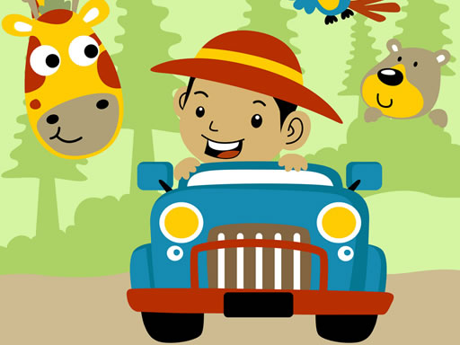 Thumbnail for Safari Ride Difference