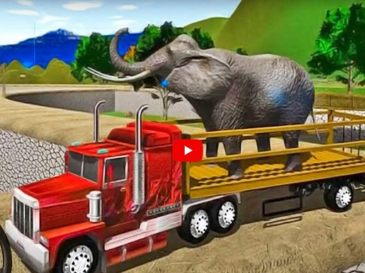 Animal Simulator Truck Transport 2020 thumbnail