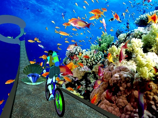 under water cycle impossible track thumbnail