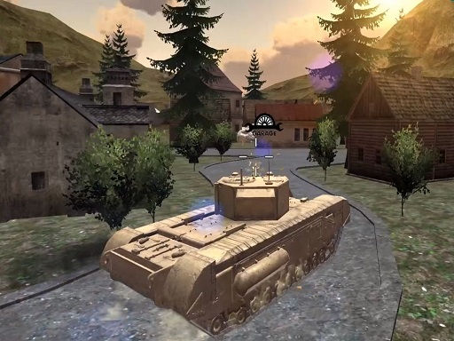 WW2 Modern War Tanks 1942 thumbnail