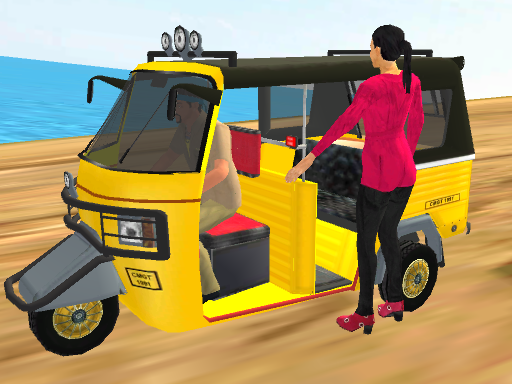 Thumbnail for Tuk Tuk Auto Rickshaw 2020