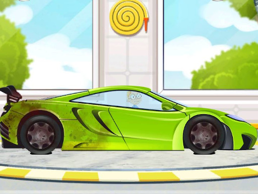 Thumbnail for Sports Car Wash 2D