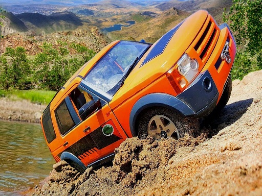 Off Road Passenger Jeep Drive thumbnail