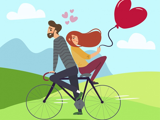 Couple in Love Jigsaw thumbnail