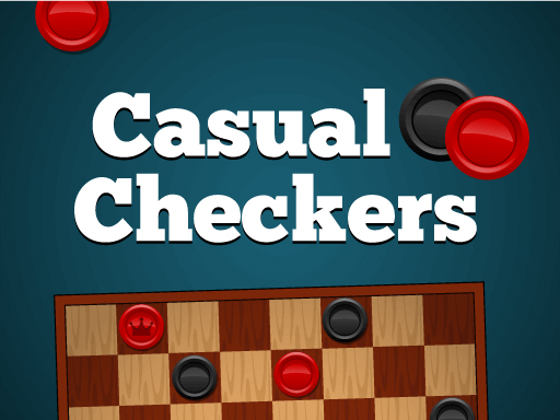 Casual Checkers thumbnail