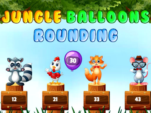 Jungle Balloons Rounding thumbnail