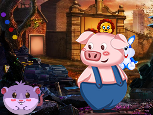 Farmer Pig Escape thumbnail
