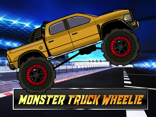 Monster Truck Wheelie thumbnail