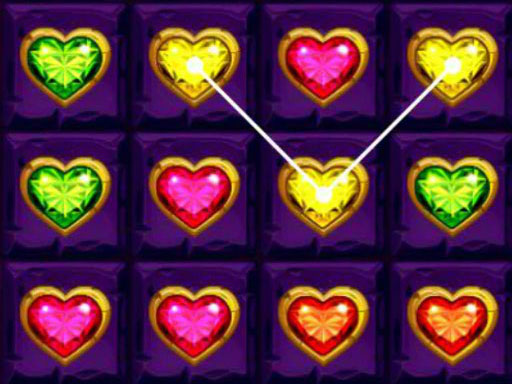 Thumbnail of Heart Gems Connect