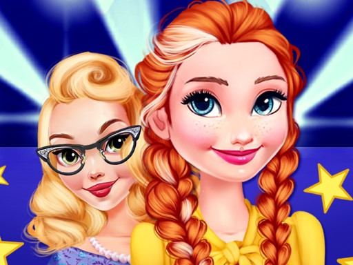 Princess Hollywood Themed Dressup thumbnail