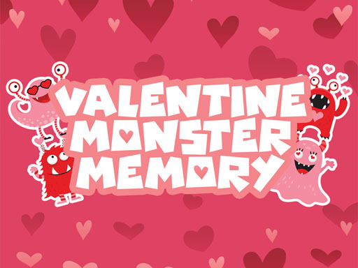 Thumbnail of Valentine Monster Memory