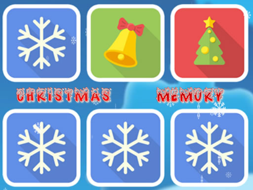 Thumbnail of Christmas Memory Matching