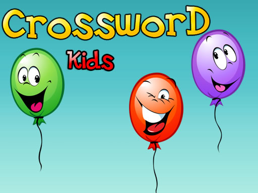 Crossword for kids thumbnail