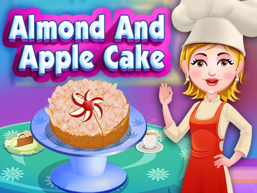 Almond And Apple Cake thumbnail