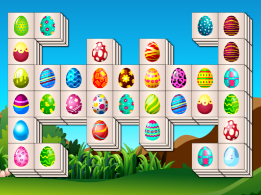 Thumbnail of Easter Mahjong Deluxe
