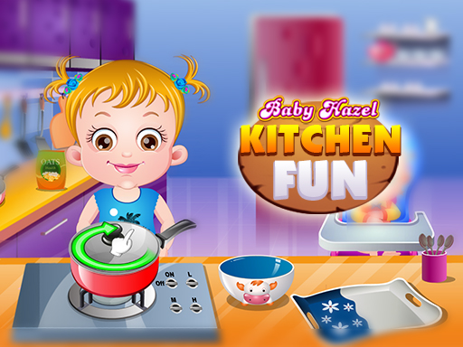 Baby Hazel Kitchen Fun thumbnail
