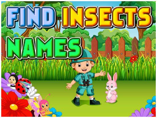 Find Insects Names thumbnail