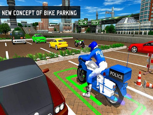 Bike Parking 3D Adventure 2020 Parking thumbnail