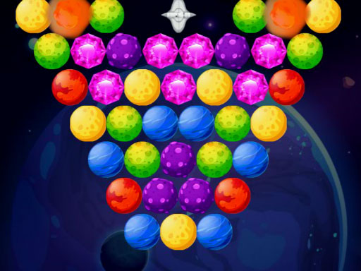 Bubble Shooter Planets thumbnail
