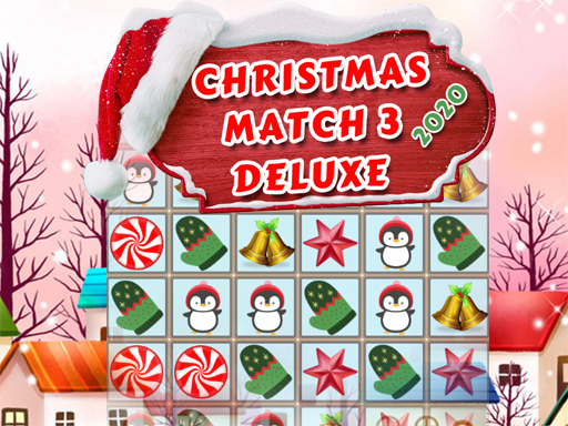 Christmas 2020 Match 3 Deluxe thumbnail