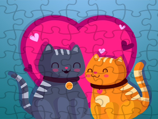 Cats Love Jigsaw thumbnail