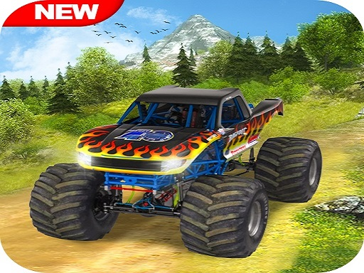 Xtreme Monster Truck Offroad Racing Game thumbnail