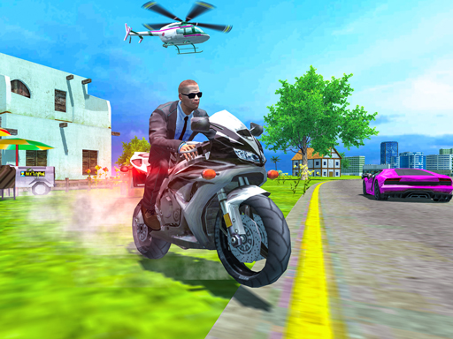 Police Motorbike Driver thumbnail