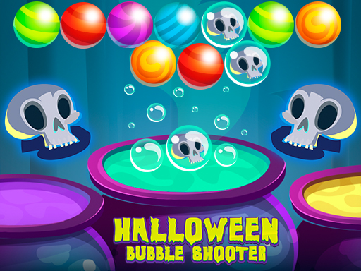 Halloween Bubble Shooter thumbnail