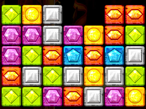 Thumbnail of Gems Blocks Collapse