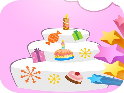 Happy Birthday Cake Decor thumbnail