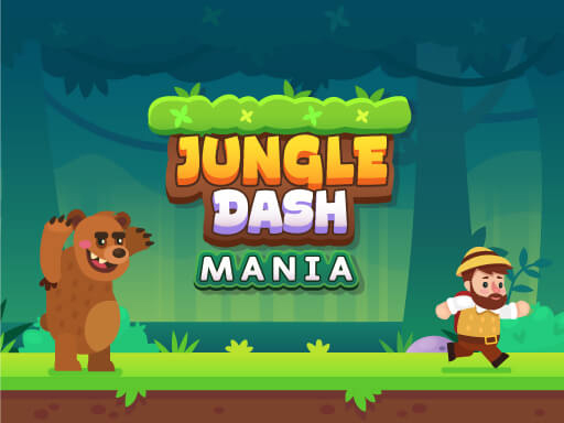 Jungle Dash Mania thumbnail
