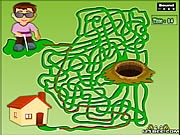 Thumbnail of Maze Game - Game Play 2