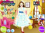 Mary Birthday Dressup thumbnail