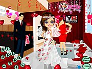 Thumbnail of Valentines Day Wedding Dressup