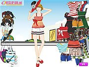 Thumbnail of Forever Fashion Dressup