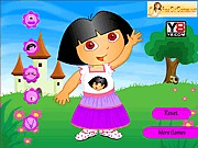 Thumbnail of New Dora Dress Up