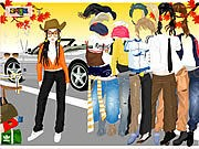 Thumbnail of Ferrari Dress Up 3